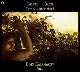 Edin Karamazov - Come, heavy sleep (Britten - Bach) @320