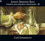 Bach JS - Concerts Avec Plusieur Instruments (Vol.1-3) - Cafe Zimmermann (Ape)