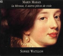 Marais - La Reveuse et Autres Pieces de Viole - Sophie Watillon (Ape)