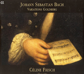 Bach - Goldberg Variations - Frisch 2CD (Ape)