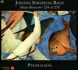 Bach JS - Missae Breves BWV 234 & 235 - Pygmalion c Pichon (Ape)