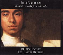 Boccherini - Sonates & Concertos pour Violoncelle - Cocset, Les Basses Reunis (Ape)