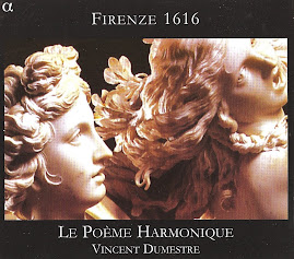 Firenze 1616 - Dumestre Le Poeme Harmonique (flac)