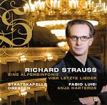 Strauss R - Eine Alpensinfonie, Vier Letzte Lieder - Fabio Luisi (flac)