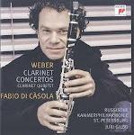 Weber - Clarinet Concertos, Quintet - Casola (flac)