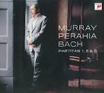 Bach JS - Partitas 1, 5 and 6 - Perahia, piano (flac)