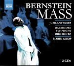 Bernstein - Mass - Baltimore Symphony Orchestra, Marin Alsop 2CD (flac)