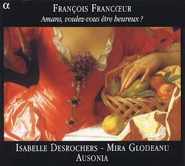 Franceour - Amans, voulez-vous etre heureux Desrochers, Glodeanu, Ausonia (flac)