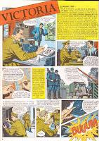 revista almanahul cutezatorii benzi desenate romanian comics victoria valentin tanase desene mihai stoian