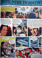benzi desenate revista cutezatorii intalnire intilnire in spatiu horia arama valentin tanase desene comics romania