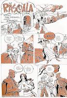 bd benzi desenate revista cutezatorii rascoala desene dorandu sandu florea radu theodoru almanahul copiilor 1982 comics romania