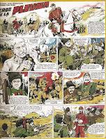 bd benzi desenate revista cutezatorii desene puiu manu vasile manuceanu eroii de la plevna 1877
