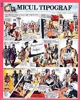 bd benzi desenate revista cutezatorii desene valentin tanase radu vintilescu nicolae balcescu comics romania