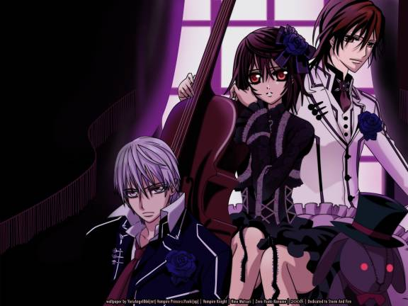 vampire knight wallpaper. wallpaper vampire. wallpapers