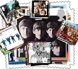Beatles' Stamps