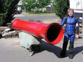 Hebatnya Si Manusia Roket [ www.BlogApaAja.com ]