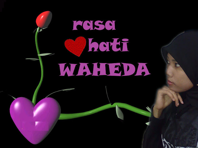 RASA HATI waheda