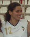 Patrícia Mendes - 21 pontos