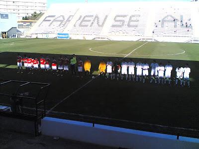 Juniores Farense-Benfica 09/10