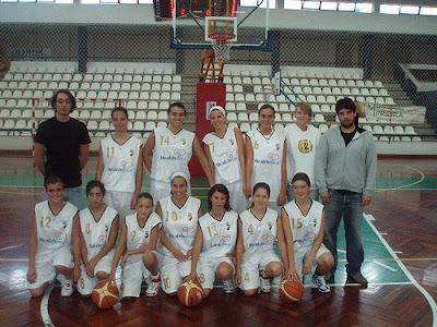 Cadetes Femininas Do Sporting Clube Farense