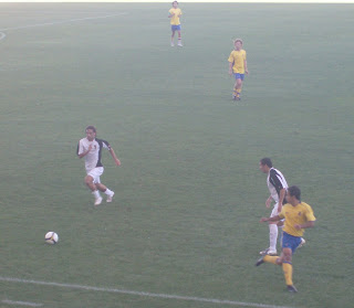 Farense 2-2 Campinense