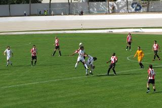 Louletano 0-0 Farense - Foto de José Luís Silva