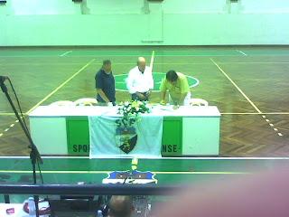 Carlos Pereira e a transferência para a nova direcção