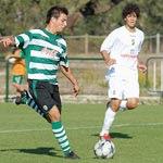 Fonte: www.sporting.pt  Sporting 2-0 Farense  Júniores