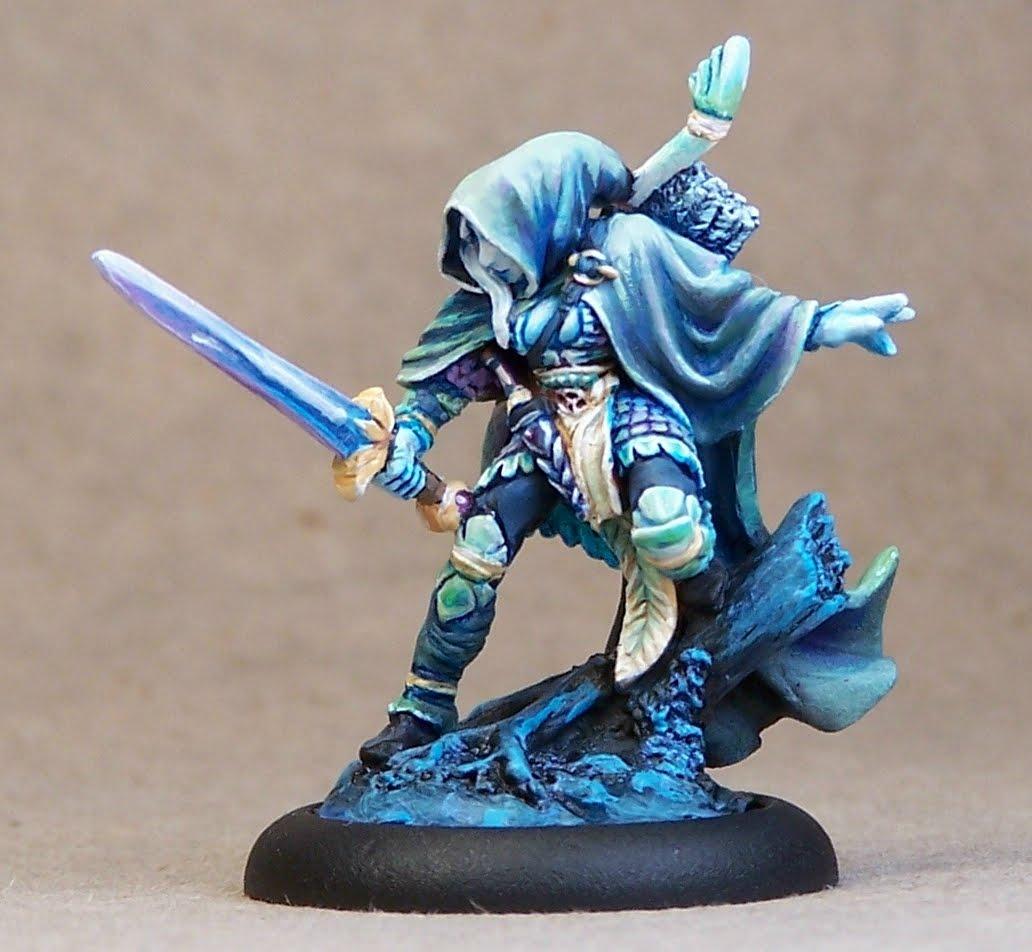 Painting Metal Reaper Miniatures