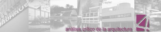 Análisis Critico de la Arquitectura 4