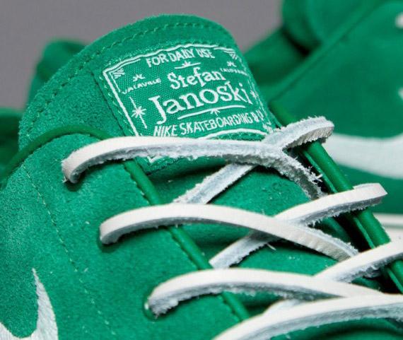 Nike Sb Janoski Verdes