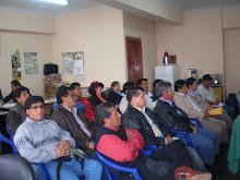 Capacitación y formación de lideres Sindicales