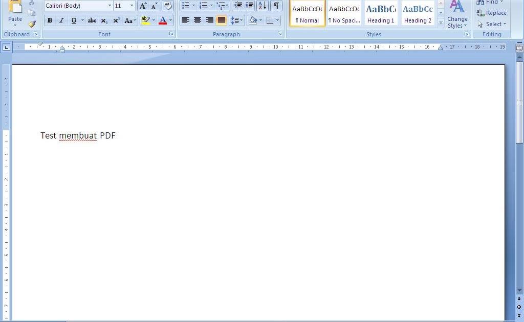 Membuat File pdf Dengan Word 2007 | Berita dan Belajar komputer dan internetCARA TUTORIAL ebook ...