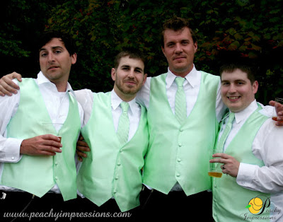 Seattle Wedding Portraits - Groomsmen
