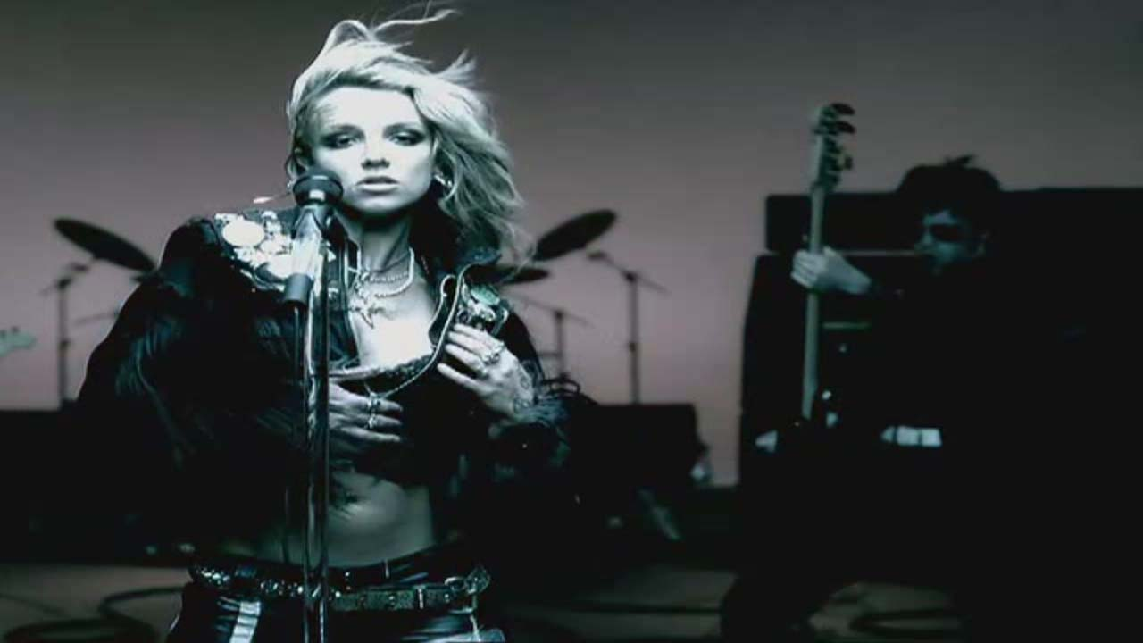 high definition: britney spears - i love rockn roll
