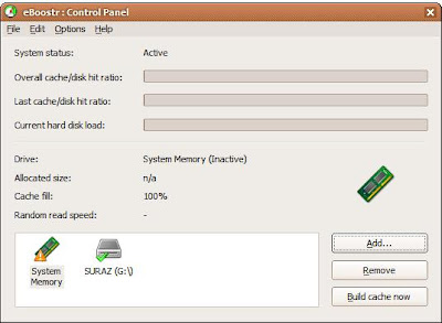 Convert your USB Flash drive to RAM for the better Performance