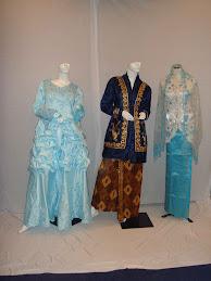 Baju Pegantin Moden dan Tradisional