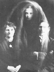 Crewe Circle ghost photo