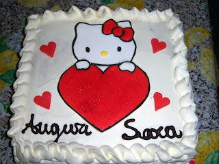 Appunti sparsi cucina e altro due torte di compleanno - La cucina di sara torte ...