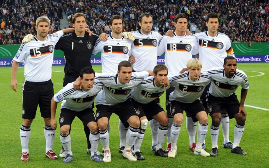futebol em fotos alemanha grupo d