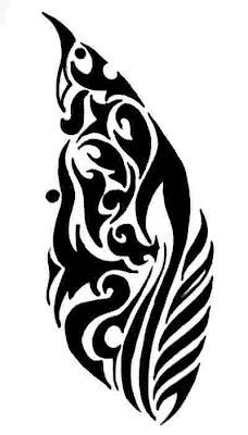 Prodeo design tattoo mask tribal