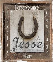 Jesse's Heart!