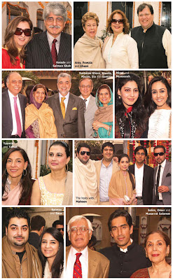 Shahbaz taseer wedding