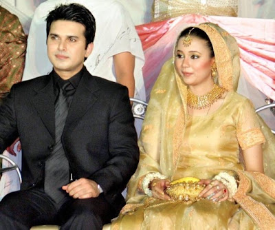 Abrar+ul+haq+and+his+wife