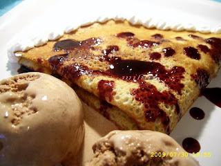 Clatite cu dulceata