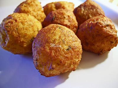 Chiftelute picante de cartofi