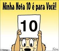 selo nota dez!