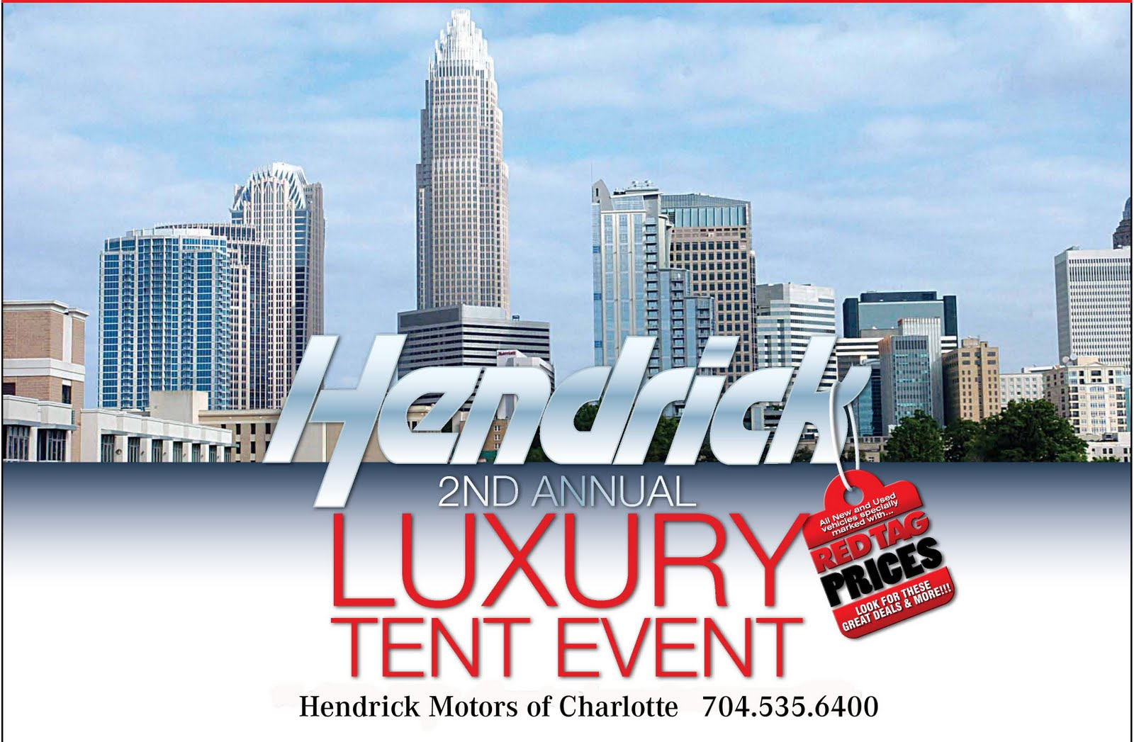 Hendrick Motors Of Charlotte It S Back The Annual