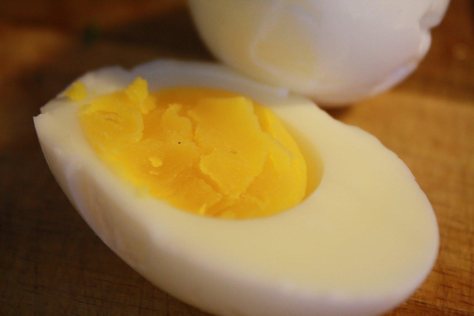 commiskaze: How to Properly Hard Boil an Egg