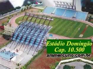 Estádio Olímpico Horácio Domingos de Sousa (Domingão)
